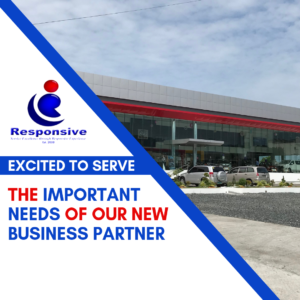 JUNE 3, 2019 – NEW BUSINESS PARTNER IN SUBIC